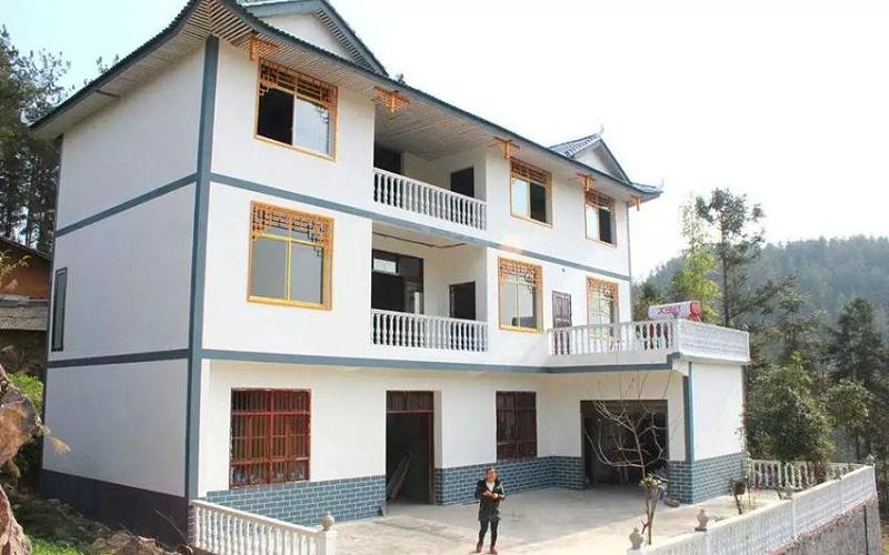 如今盖房子要多少钱一平方?
