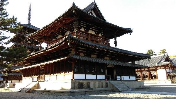 时代守护的木造国宝——法隆寺