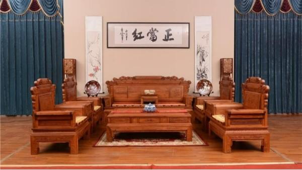 你知道红木家具最好的保养方式吗