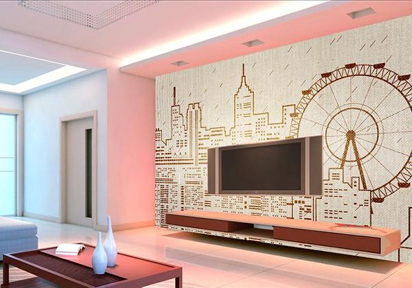 如何设计客厅电视墙更加有特色