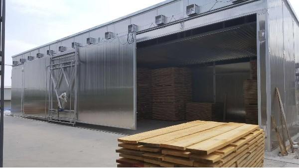 木材干燥的不同方法