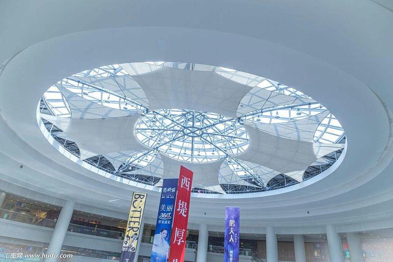 商场天花板2
