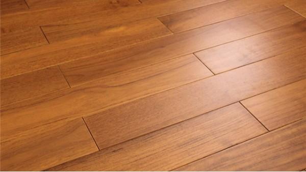 木地板能提高居住舒适感