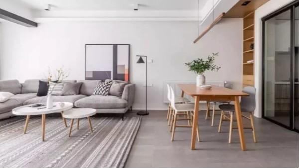 装修,先贴墙布还是先铺地板?