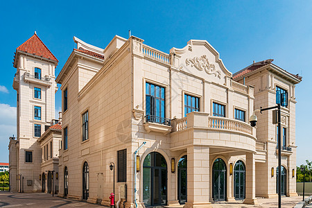 欧式建筑风格分类介绍
