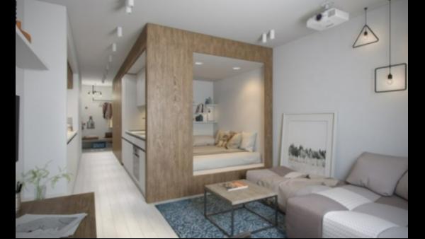 单身公寓装修要素
