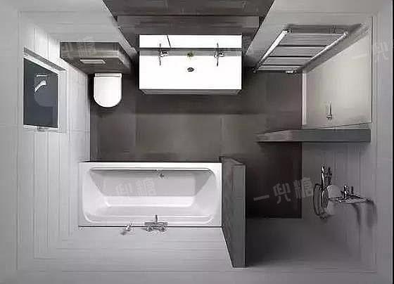洗手间干湿分离装修常见问题