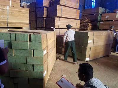 德福林-缅甸仰光厂