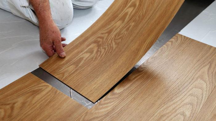 德福林柚木木地板应用案例