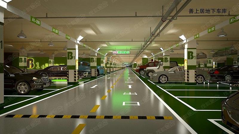 地下车库设计规范及注意事项