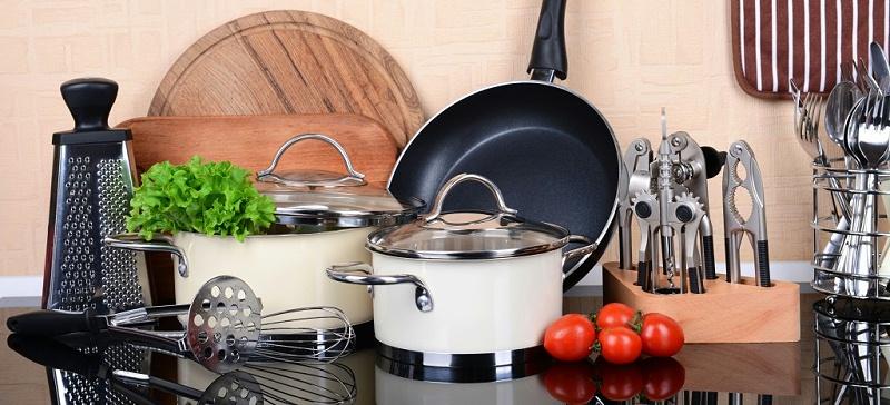厨房用品怎样放置?