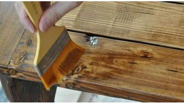 木蜡油or清漆