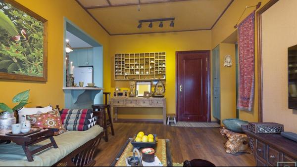 黄色装修不得不注意的地方