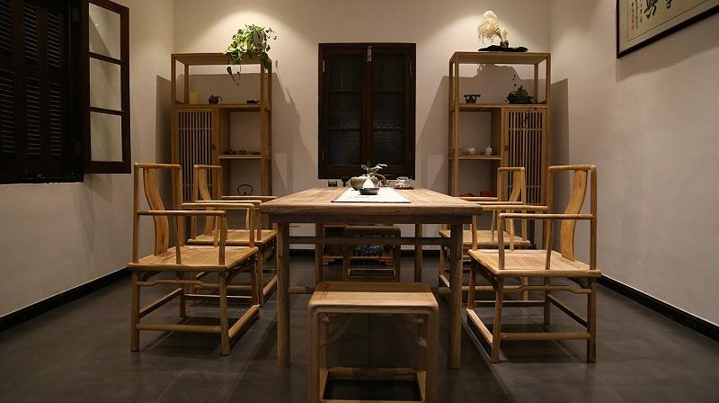 新中式家具常用的6种木材